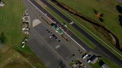 Lime Rock Park And Raceway Stock Footage
