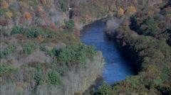 Housatonic River Stock Footage
