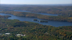 Lake Candlewood Stock Footage