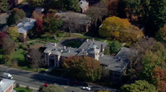 Armsmear Mansion (Samuel Colt Home) Stock Footage