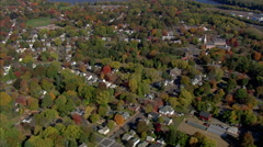 Wethersfield And Green Stock Footage