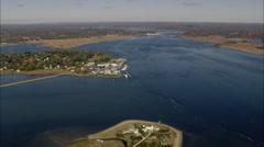 Connecticut River Estuary Arkistovideo