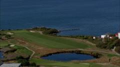 Fishers Island Club Stock Footage