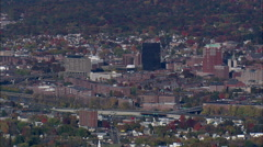 Manchester And Cotton Mills Stock Footage