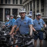Police in Philadelphia during the Democratic Convention 2016 Kuvituskuvat
