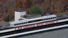 New Hampshire Motor Speedway Stock Footage