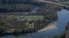 Merrimack River Stock Footage