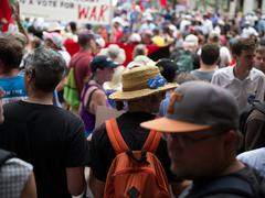Bernie Sanders Rally Philadelphia DNC 2016 Kuvituskuvat