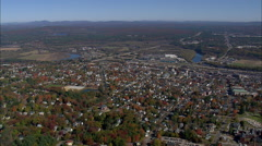 Concord aerial Stock Footage