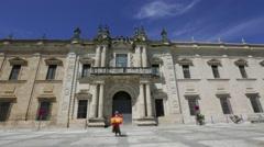 University of Seville Stock Footage