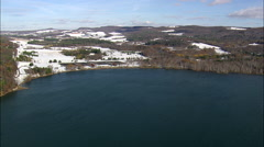 Otsego Lake Stock Footage