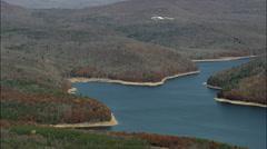 Neversink Reservoir Stock Footage
