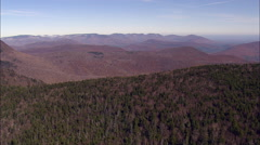 Catskill Mountains Stock Footage