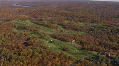 Hudson National Golf Club Stock Footage