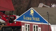 The Kalmar Nyckel Sailing Ship Stock Footage