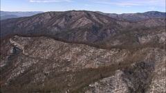 Great Smoky Mountains National Park Stock Footage