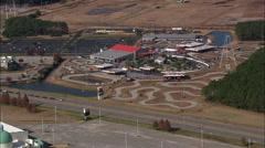 Speedpark Karting Stock Footage