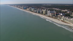Mayrtle Beach Stock Footage