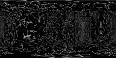 Virtual reality video inside a maze of grids - 360 VR Maze 004 Stock Footage Stock Footage