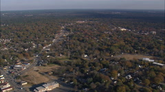 Outskirts Of Columbia Stock Footage