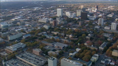 Columbia aerial Stock Footage