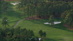 Augusta National Golf Club Stock Footage