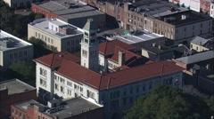 Savannah aerial Stock Footage