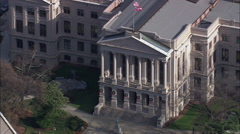 Georgia State Capitol Stock Footage