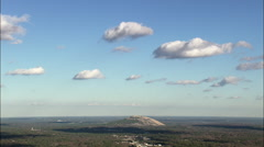 Stone Mountain Stock Footage
