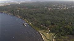 Fort Caroline National Memorial Stock Footage