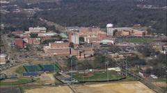 Jackson aerial Stock Footage