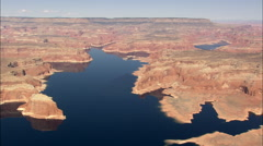Lake Powell Stock Footage