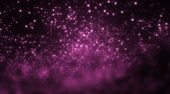 Background purple movement. Stock Footage