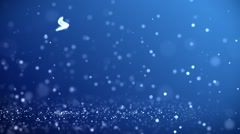 Christmas Tree Background Loopable Stock Footage