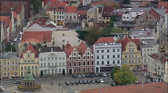Wismar aerial Stock Footage