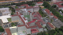 Groote Schuur Hospital (Christian Barnard) Stock Footage