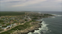 De Kelders And Gansbaai 30 Stock Footage