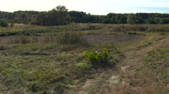 Cossack Settlement. Outdoor. Summer Stock Footage