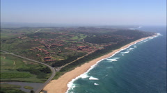 Zimbali Golf Resort At Ballito Stock Footage