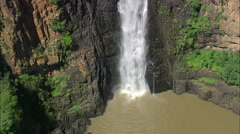 Howick Falls Stock Footage