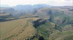 Blyde River Canyon Stock Footage