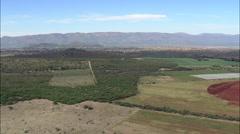 Mokopane aerial Stock Footage