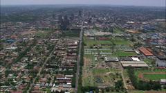 Pretoria City Centre Stock Footage