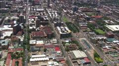 Tshwane City Hall Stock Footage