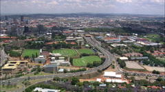 University Of Witwatersrand 30 Stock Footage