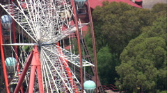 Gold Reef City Stock Footage