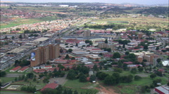 Baragwanath Hospital Soweto Stock Footage