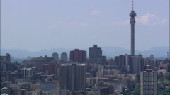 Telecom Tower Stock Footage