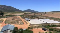 Redbush Tea Plantation Stock Footage