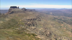 Table Mountain Stock Footage